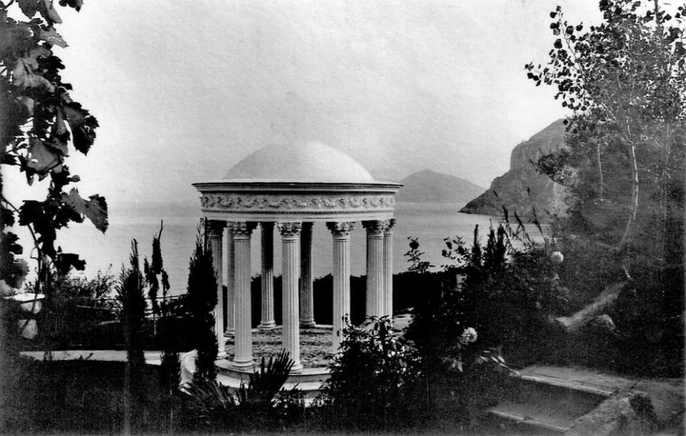 Villa lysis capri day tours for Villas in capri